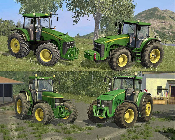 John Deere Elite Pack