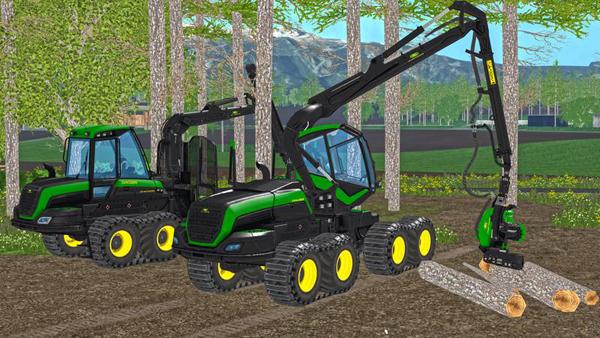 John Deere Forestry v1.0