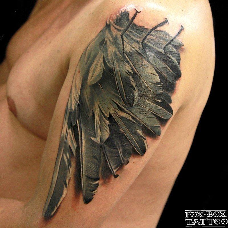 Świetne tatuaże #6 28