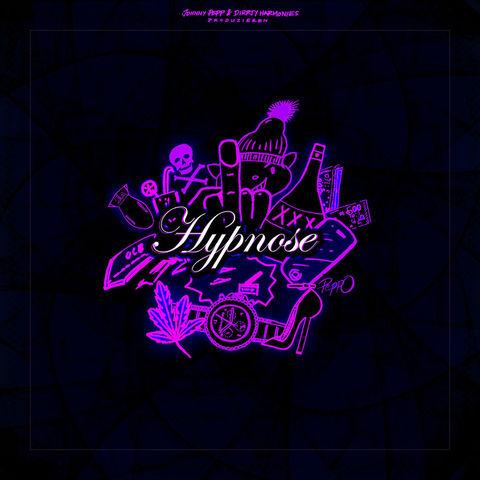 Cover: Johnny Pepp - Hypnose (2017)