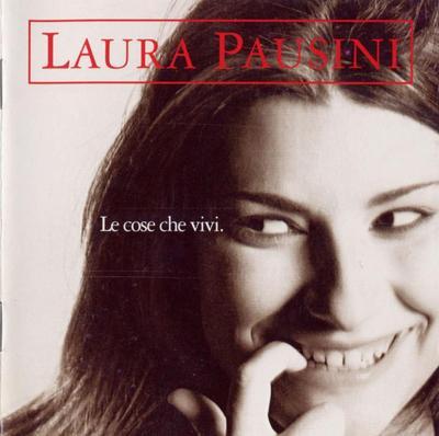 Laura Pausini - Le cose che vivi (1996).Flac