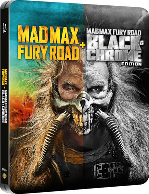Mad Max Fury Road (2015) Black & Chrome Edition Bluray Ita Eng Subs 1080p x264 TRL