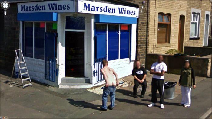 Nietypowe zdjęcia z Google Street View 6