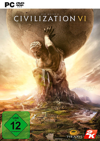 Sid Meiers Civilization VI Digital Deluxe MULTi12 - ElAmigos