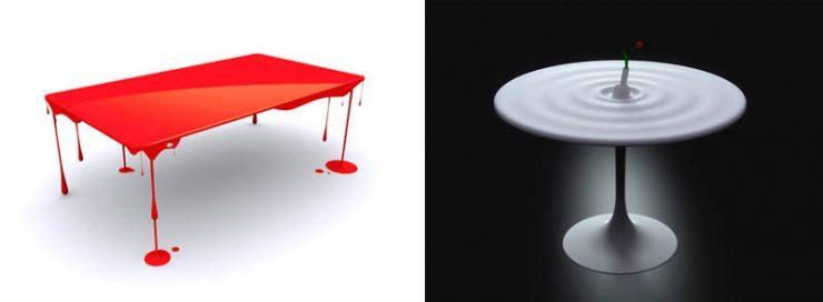 Oryginalne stoły 7