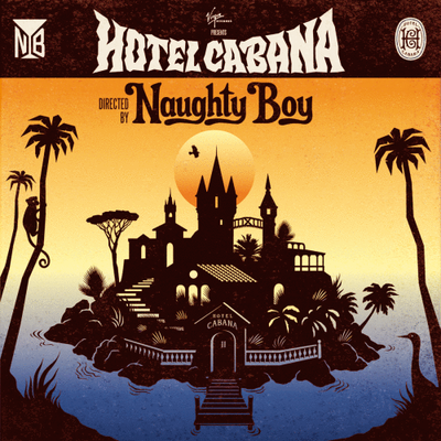 Naughty Boy - Hotel Cabana (Deluxe Edition) (2014) .mp3 - V0