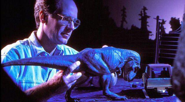 Za kulisami filmów: Jurassic Park 3