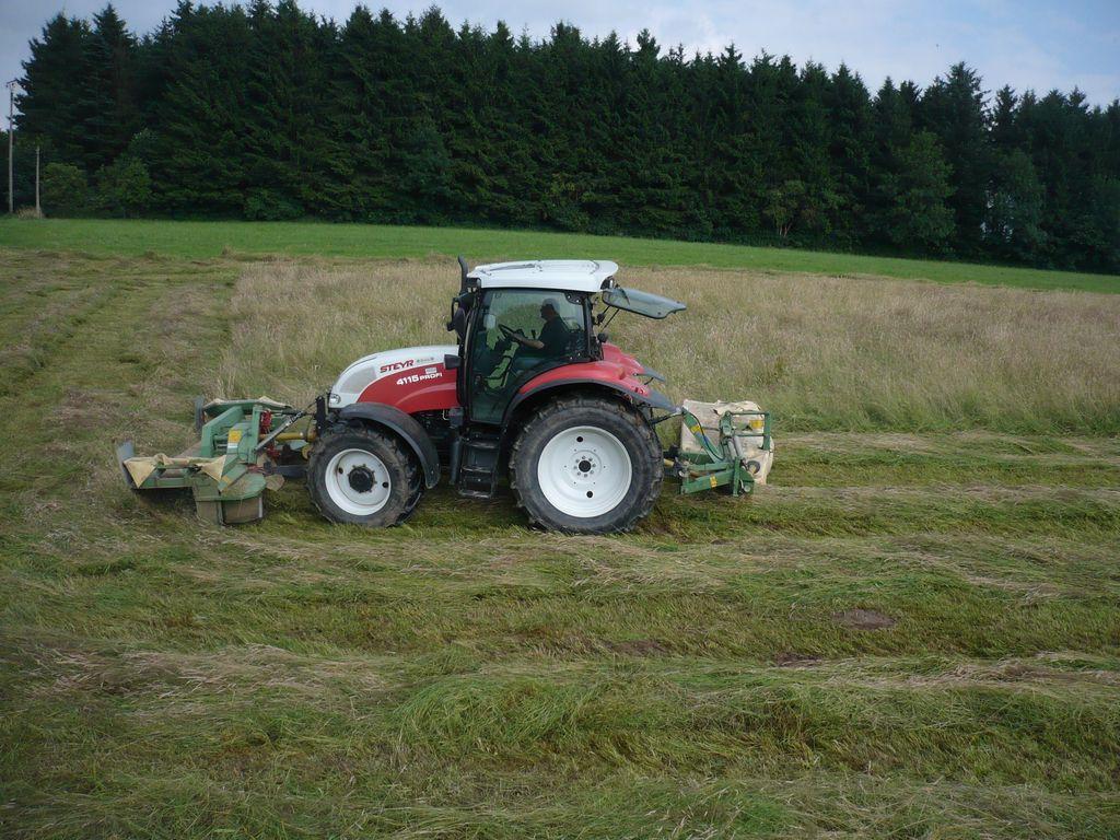 re unser erster schnitt 2013 international harvester neuss