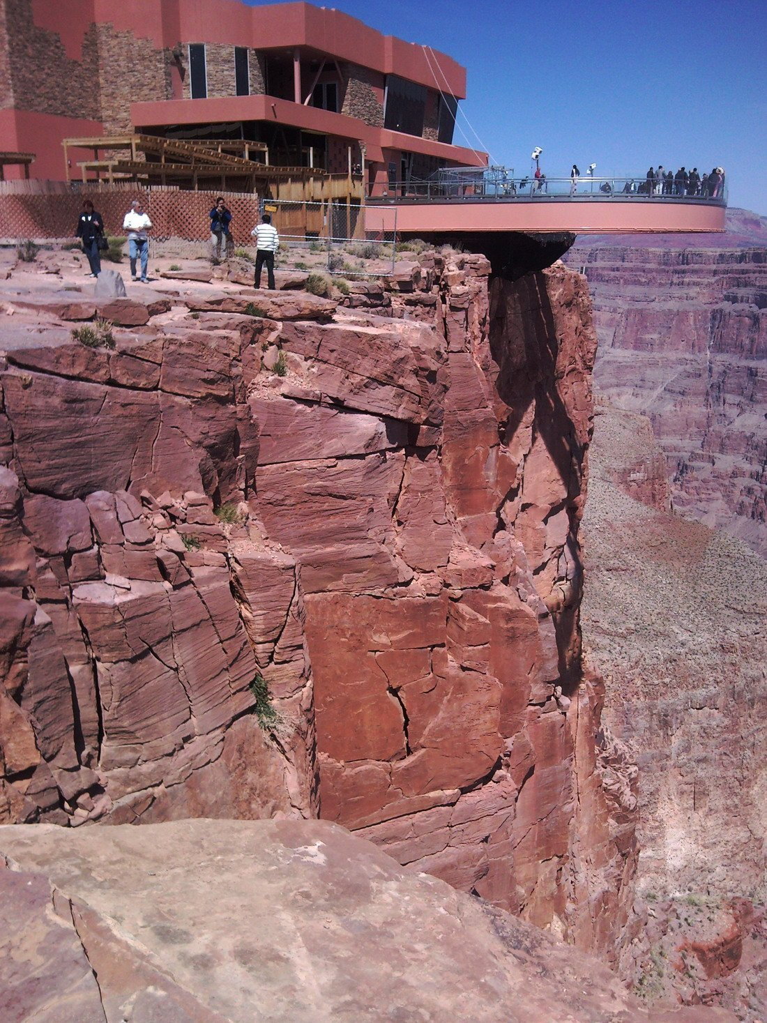 Grand Canyon Skywalk 9