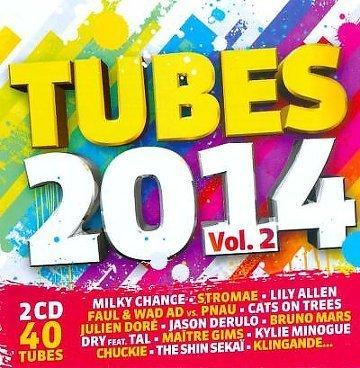 VA - Tubes 2014 Vol.02 [2CD] (2014) .mp3 - 320kbps