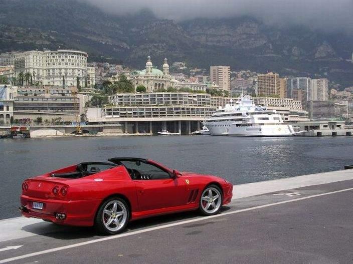 Najdroższe samochody w Księstwie Monako 4