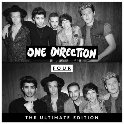One Direction - Four (Deluxe Edition) (2014) .mp3 - 320kbps