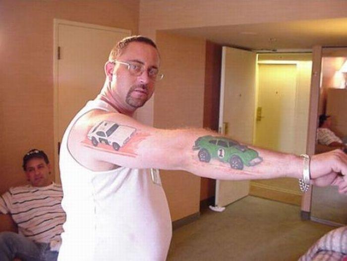 Tatuaże z motywem sportowym 57