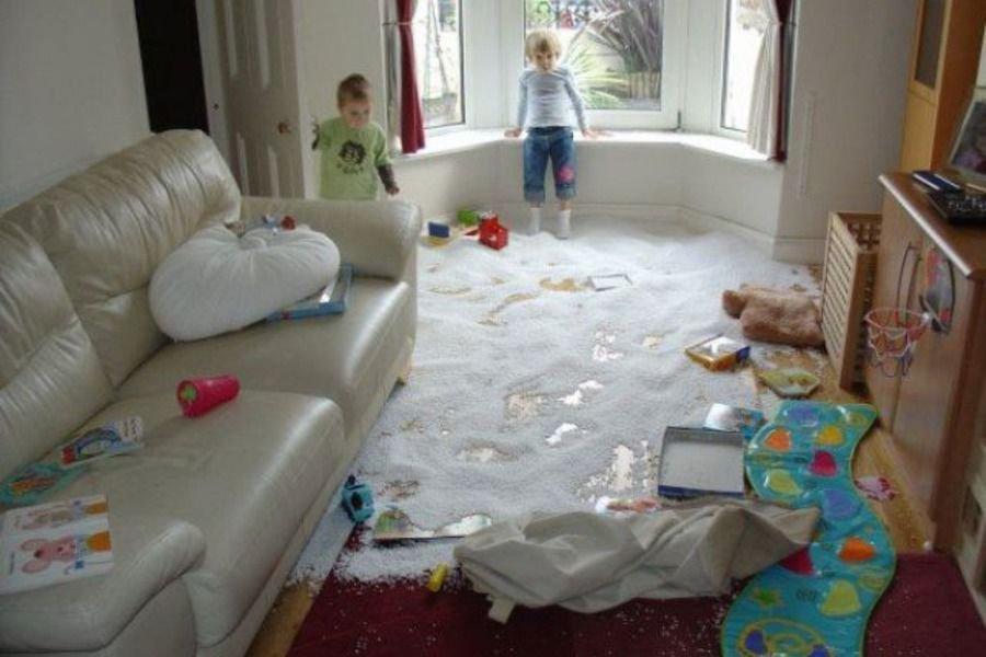 Dzieci same w domu 39