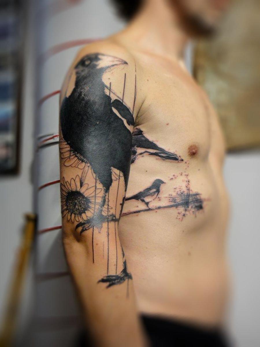 Tatuaże nieco inaczej 1