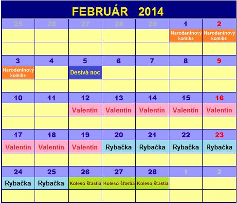 Február 2014 Kalendar_02143mb9a