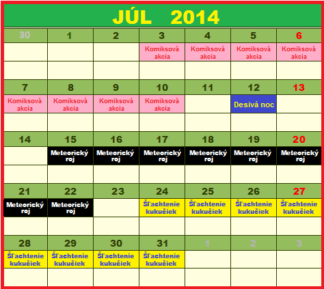 JÚL 2014............... Kalendar_0714ucsdf
