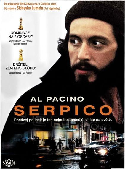 Serpiko – Serpico | 1973 | BRRip XviD
