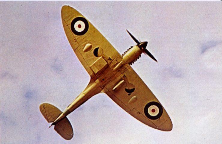 II wojna światowa w kolorze 109