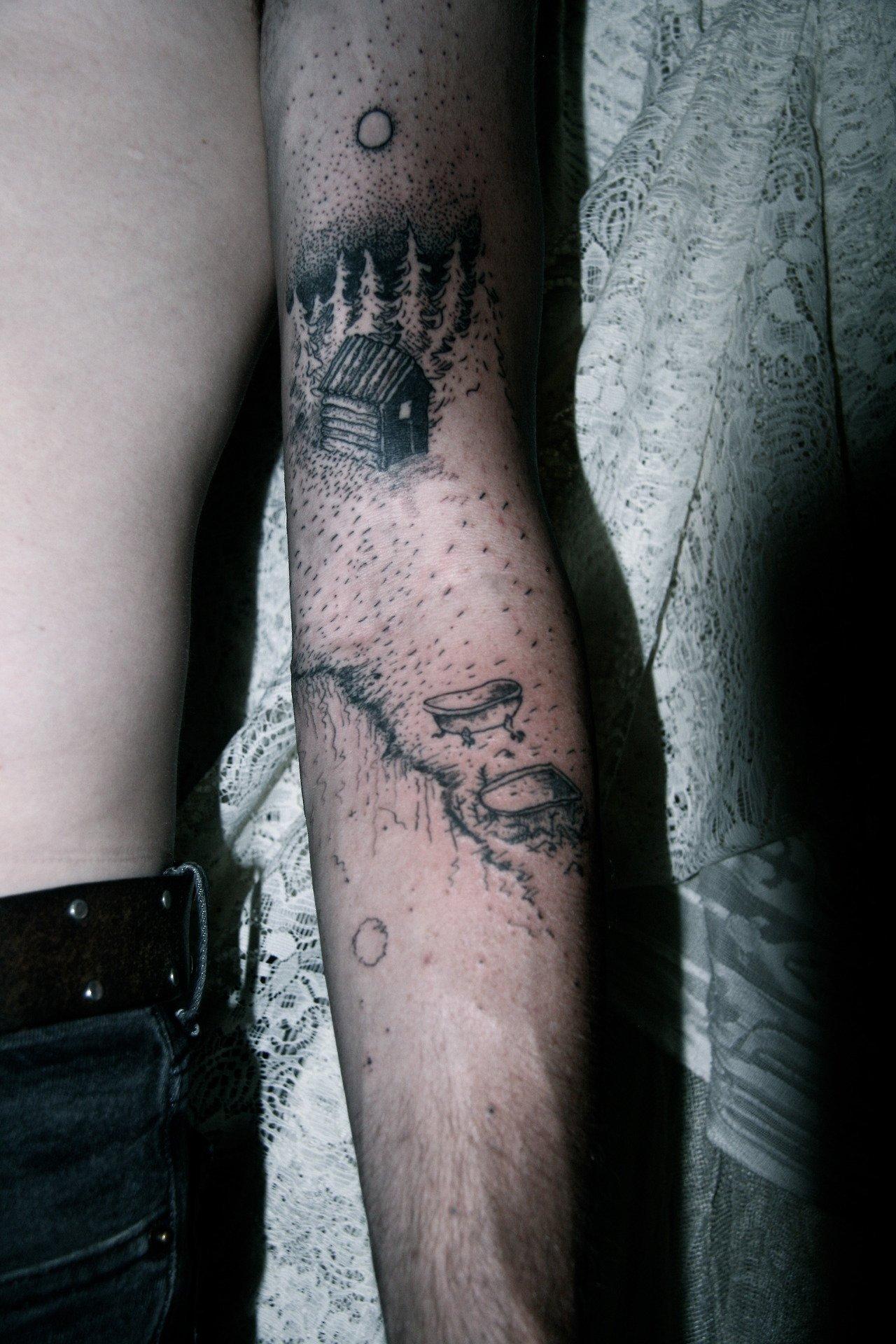 Świetne tatuaże 49