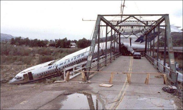 Nietypowe wypadki lotnicze 11