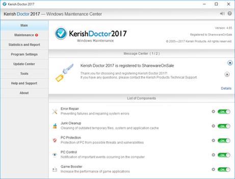 Kerish Doctor 2017 v4.65
