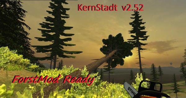Kernstadt ForstMod v2.52