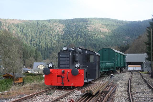 Köf oberweißbacher Bergbahn