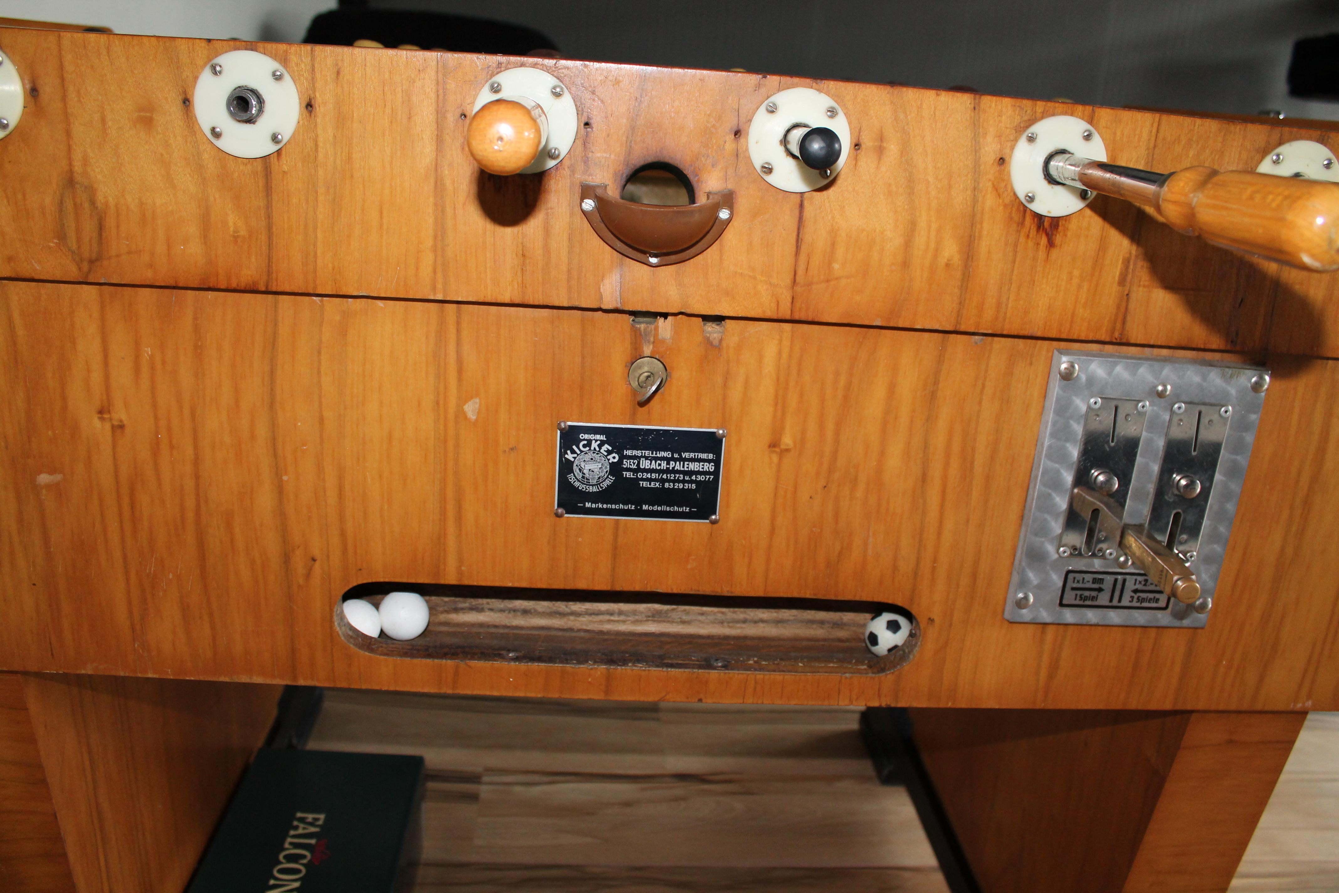 original kicker pr mmer restaurieren brauche tipps. Black Bedroom Furniture Sets. Home Design Ideas