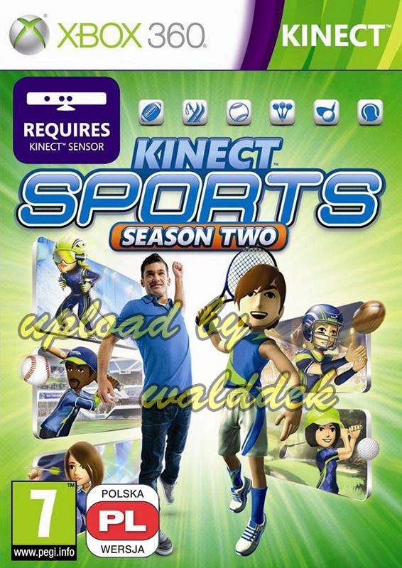 Kinect Sports: Season Two [2011] XBOX360-STRANGE