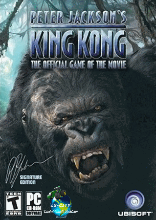 Peter Jackson's King Kong The Official Game of the Movie Gamer's *2005*