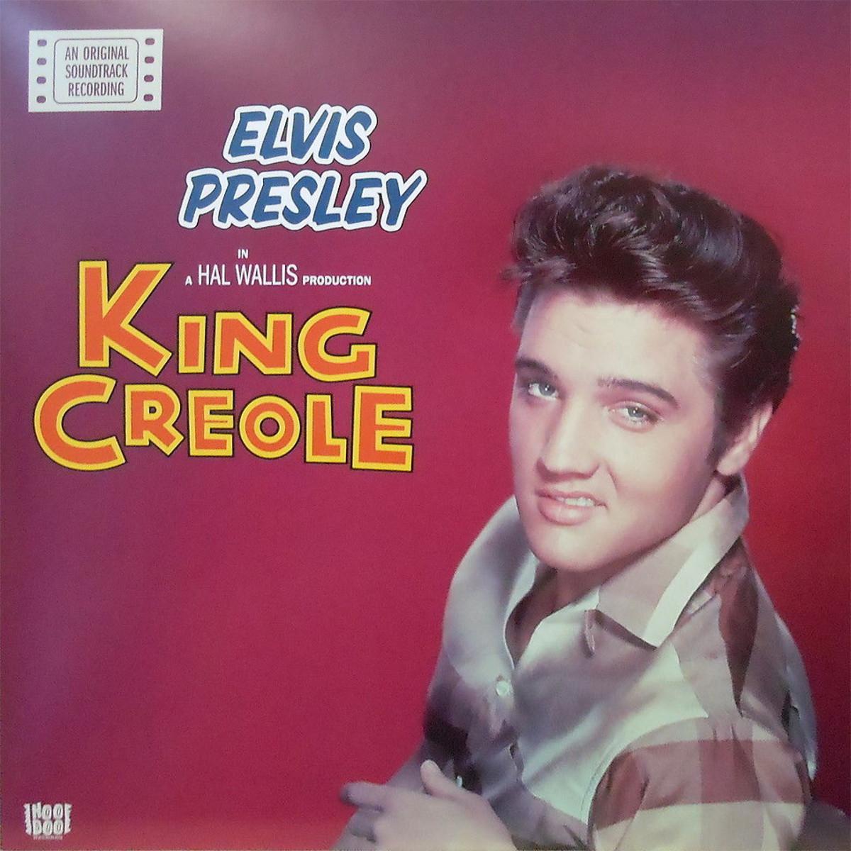 KING CREOLE Kingcreolekys5j
