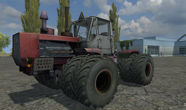 KIROVETS T-150K More Realistic