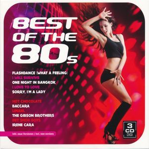 VA - Best Of The 80s [3CD] (2014) .mp3 - 320kbps