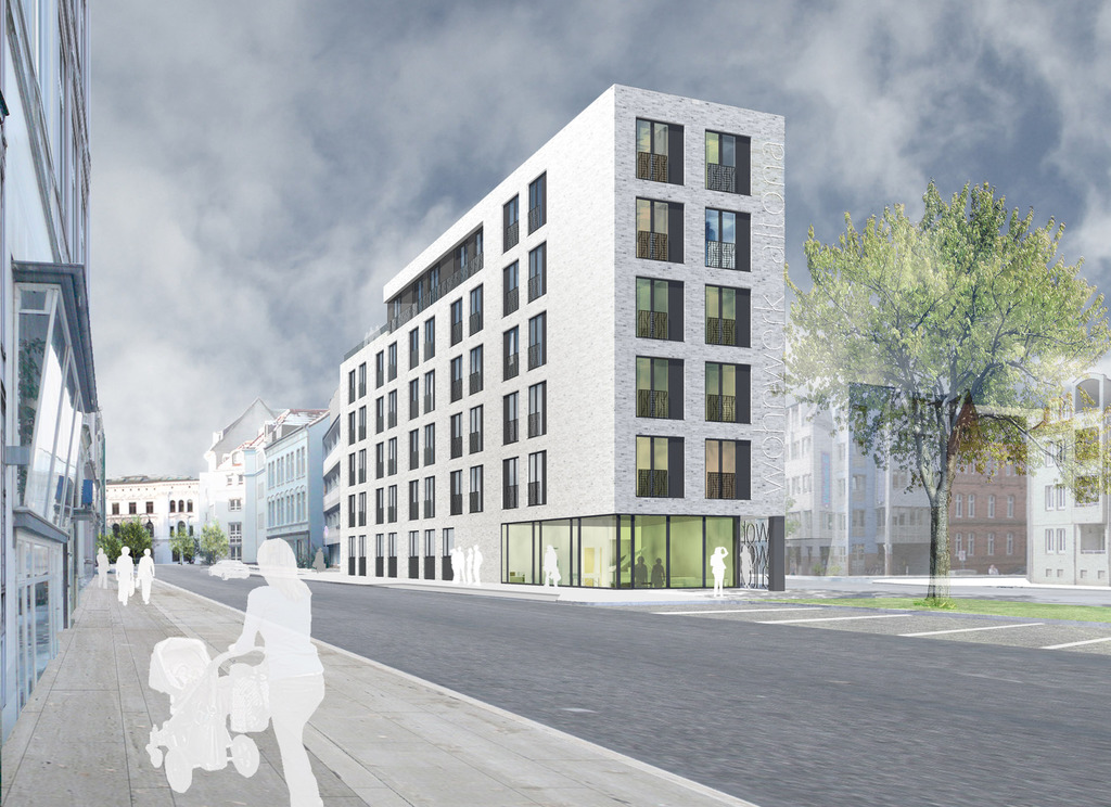 Bezirk altona bauprojekte stadtteilplanung seite 2 for Architekten hamburg altona
