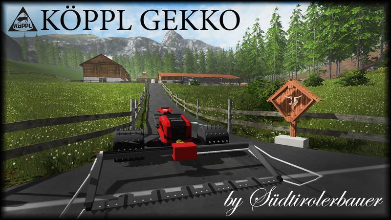 Koppl Gekko Mods pack v 1.0
