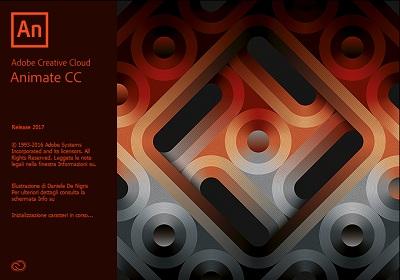 Adobe Edge Animate CC 2017 v16.0.0.112 Multi - ITA
