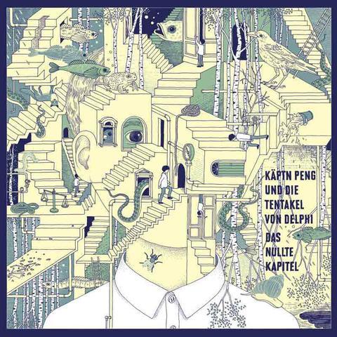 Cover: Käptn Peng & Die Tentakel von Delphi - Das Nullte Kapitel (2017)