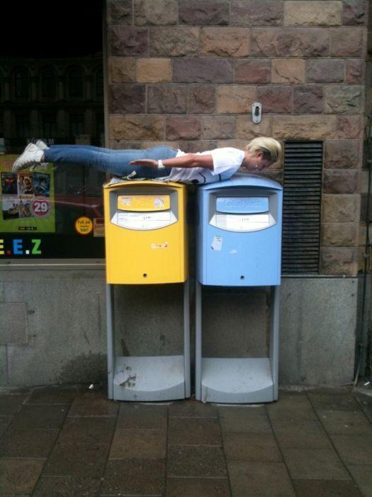 Planking - zabawa w leżenie 10