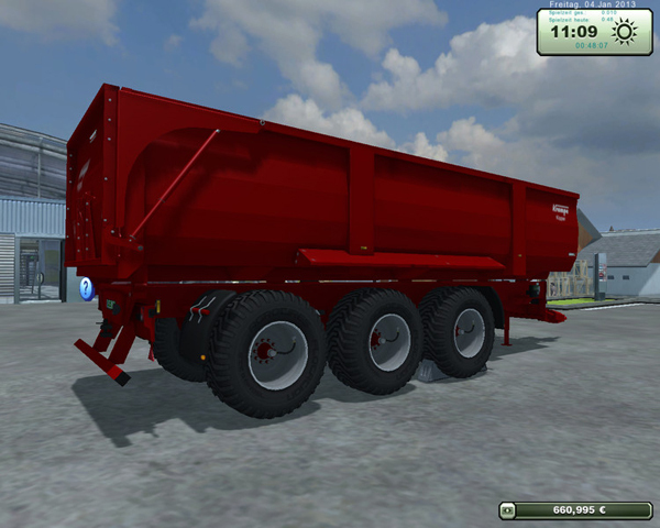 Krampe BBS 900 Brights v 1.0 by FieldStar Modding Team