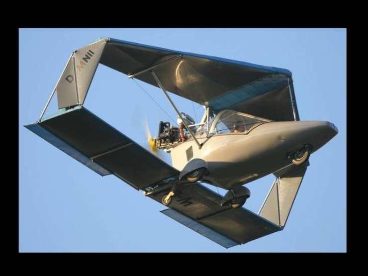 Najdziwniejsze samoloty świata 13