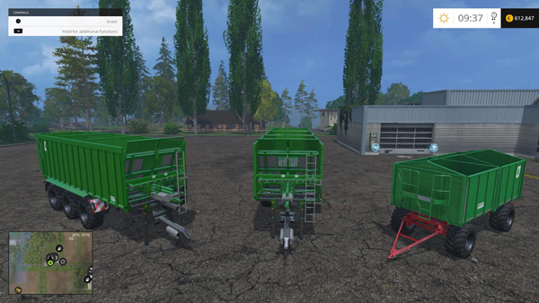 Kroeger Trailer Pack V1.0
