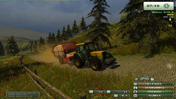 Krone Turbo 2500 v1.0 MR