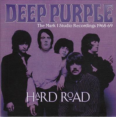 Deep Purple - Hard Road: The Mark 1 Studio Recordings 1968-69 [5CD Box Set] (2014) .mp3 - 320kbps