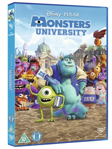 Monsters University (2013).Dvd9 Copia 1:1 - ITA Multi