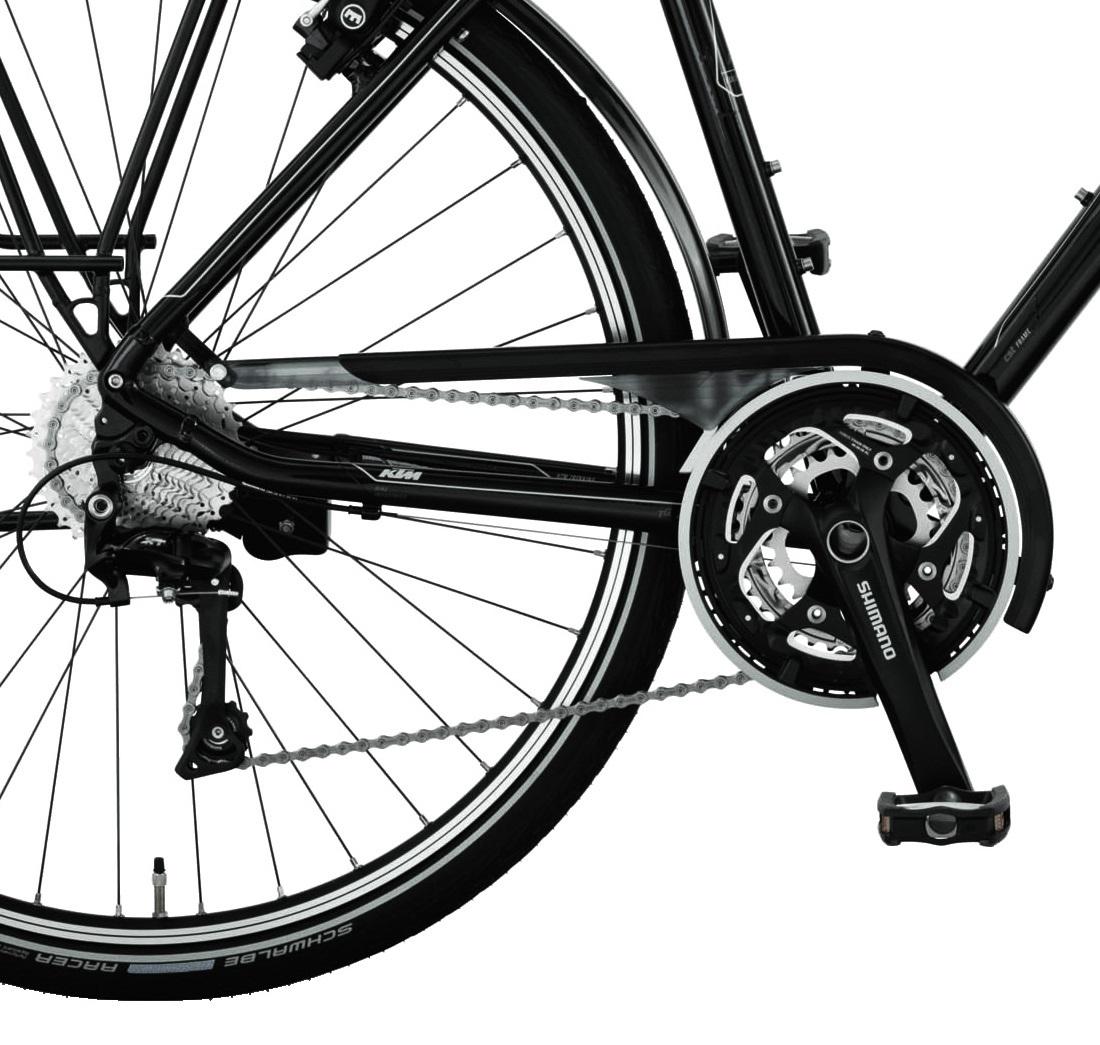 herren trekking fahrrad ktm teramo 28 zoll bike shimano xt. Black Bedroom Furniture Sets. Home Design Ideas