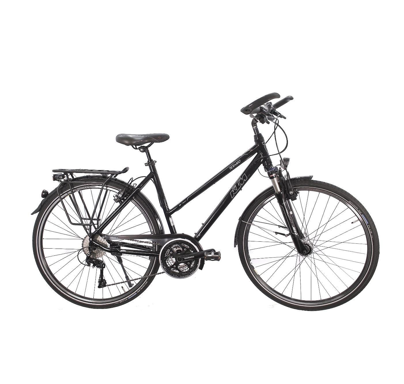 damen trekking fahrrad ktm teramo 28 zoll bike shimano xt. Black Bedroom Furniture Sets. Home Design Ideas