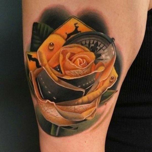 Świetne tatuaże #3 1