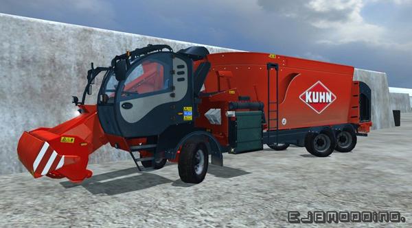 Kuhn SPV XL v 1.0 Beta