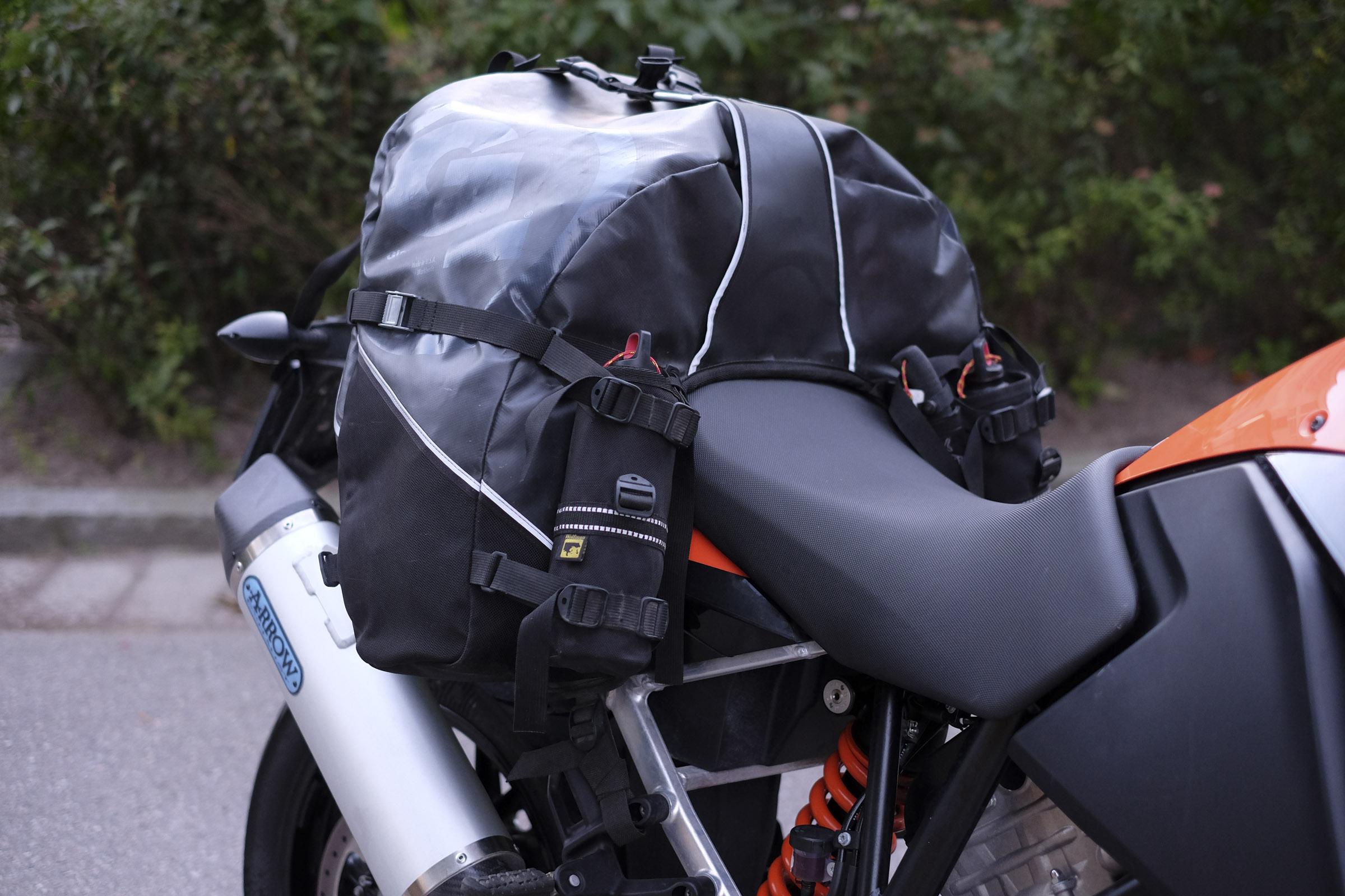 Satteltaschen oder doch lieber Koffer? - Seite 2 - Biker Stammtisch